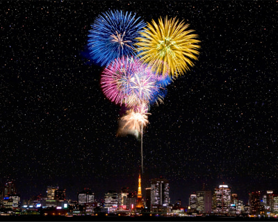 20 New Year's Eve Celebrations