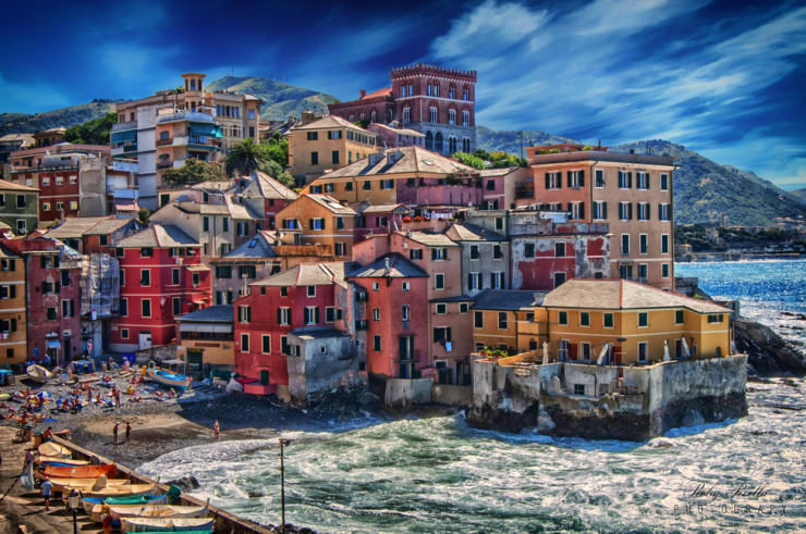 Top Villages-Boccadasse-Photo by Roby Roella