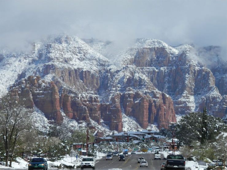 Top Winter Cities-Sedona