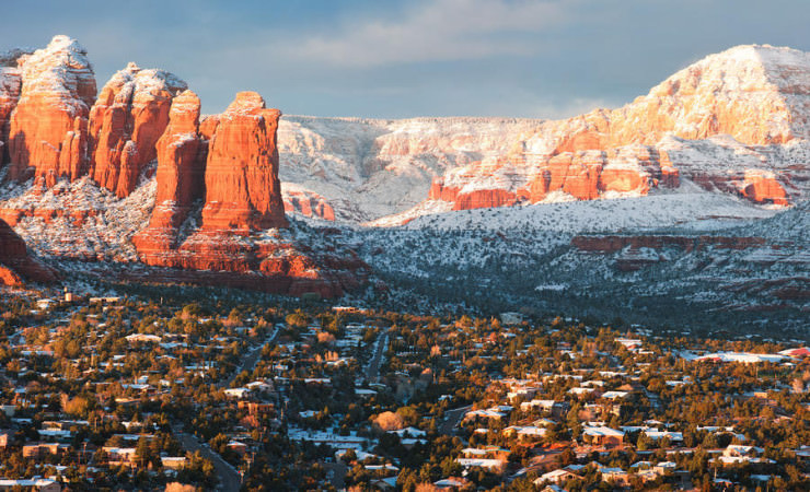 Top 10 best cities to visit in winter places to see in for Places to visit during christmas in usa
