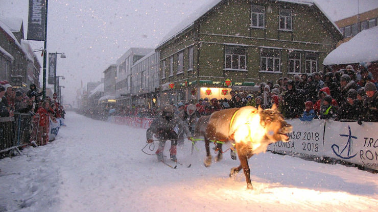 Spend Christmas In Tromso The Most Nordic Like City In