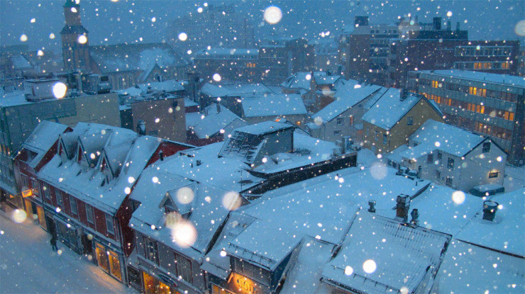 Spend Christmas In Tromso The Most Nordic Like City In Norway Places To See In Your Lifetime