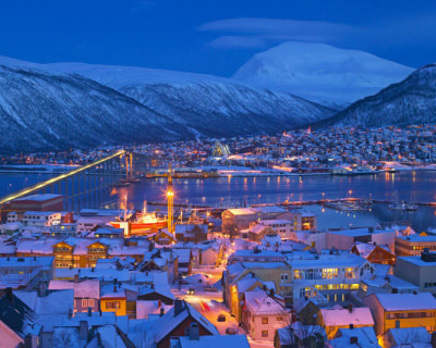 Spend Christmas in Tromso – the Most Nordic-Like City in Norway