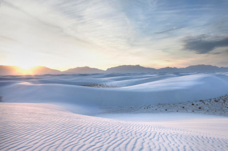 White Sands-Photo by Edward Webster