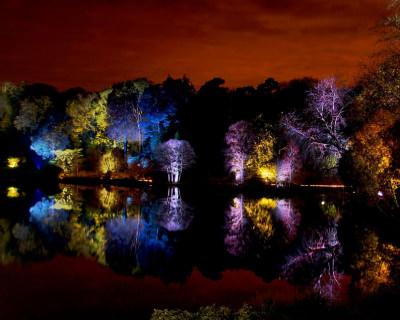 Have a Romantic Walk in Mount Stewart Gardens, Northern Ireland
