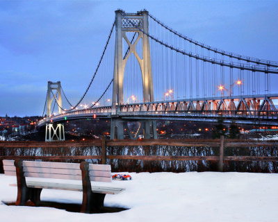 27 Cities and Landscapes Covered With Snow