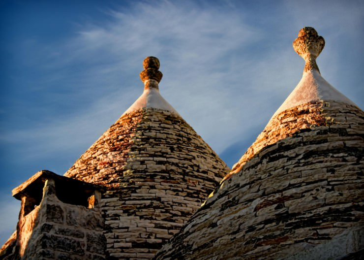 Alberobello-Photo by Bill Chizek