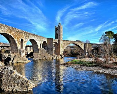 Besalu – the Most Picturesque Medieval Town in Spain