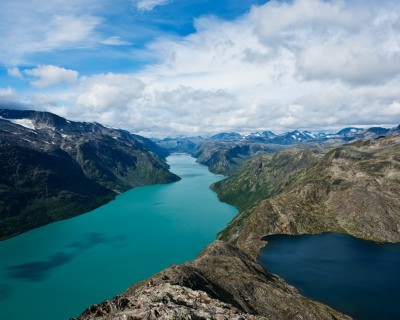 Besseggen Ridge – One of the Most Popular Hiking Routes in Norway