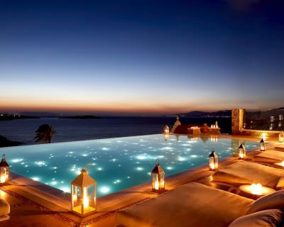 Luxurious Comfort at Bill & Coo Suites in Mykonos, Greece