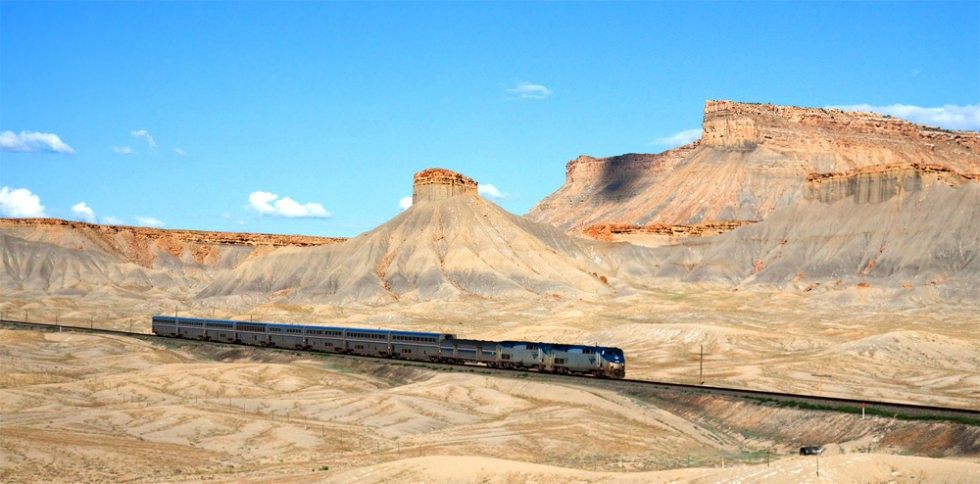 California Zephyr – the Most Scenic Ride in the USA