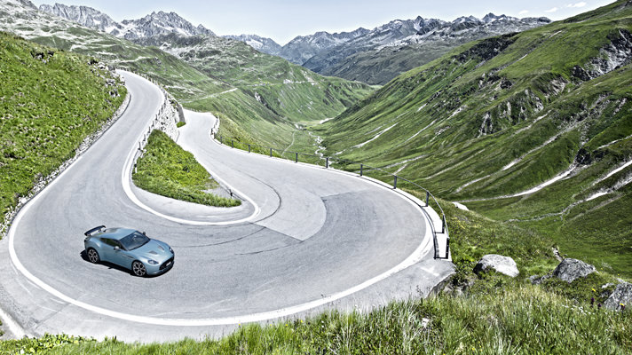 Furka Pass – the Most Scenic Ride in the Swiss Alps, Switzerland