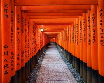 Fushimi Inari Taisha – the Most Beautiful Temple in Japan