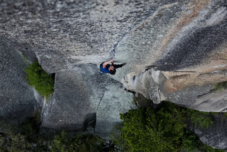 Free Rope Climbing Half Dome in Yosemite, USA | Places To