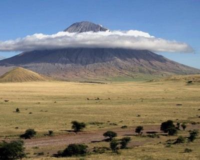 Ol Doinyo Lengai – Active Volcano that Sprays Unusual Lava in Tanzania