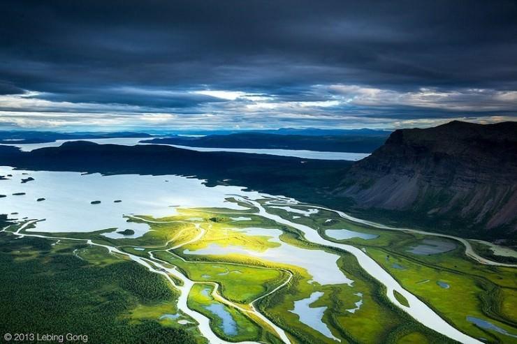 Rapa River-Photo by Lebing Gong