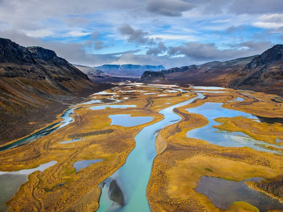 The Rapa River – Alaska of Europe in Sweden