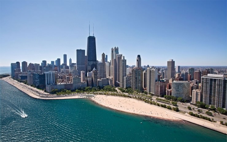 Top 10 City Beaches-Chicago2