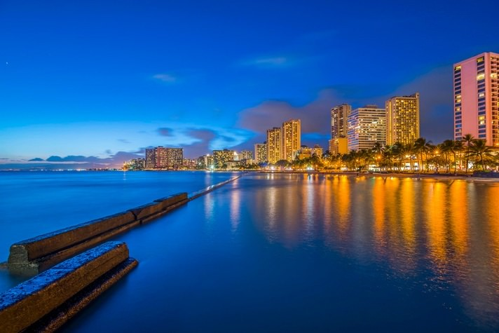 Top 10 City Beaches-Hawaii-Photo by meeyak