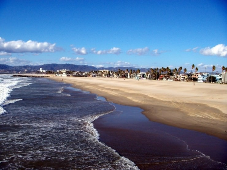 Top 10 City Beaches-LA