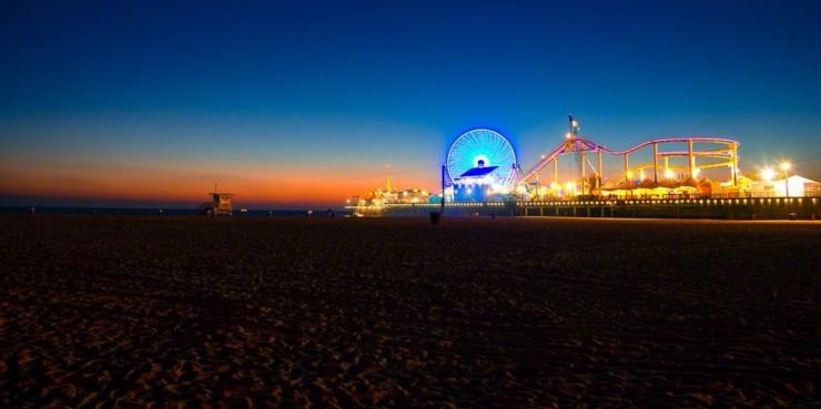 Top 10 City Beaches-LA-Photo by Celso Diniz