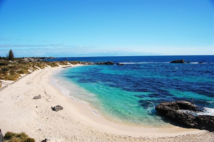 Top 10 City Beaches-Perth