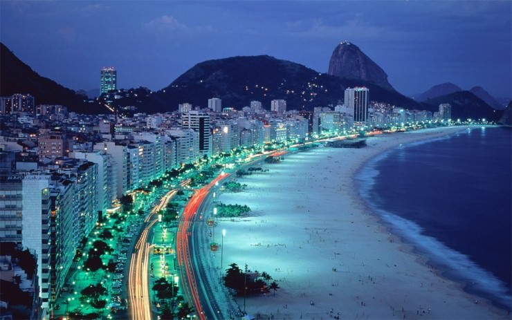 Top 10 City Beaches-Rio