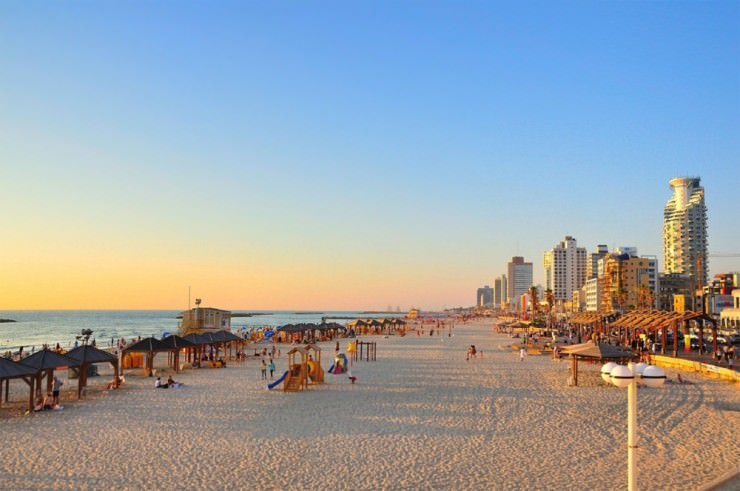 Top 10 City Beaches-Tel Aviv2
