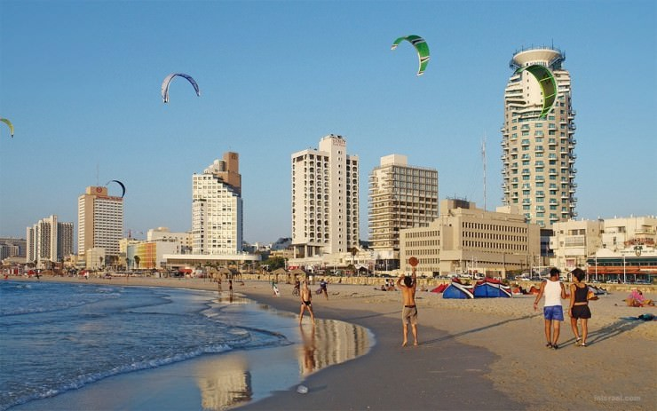 Top 10 City Beaches-Tel Aviv3