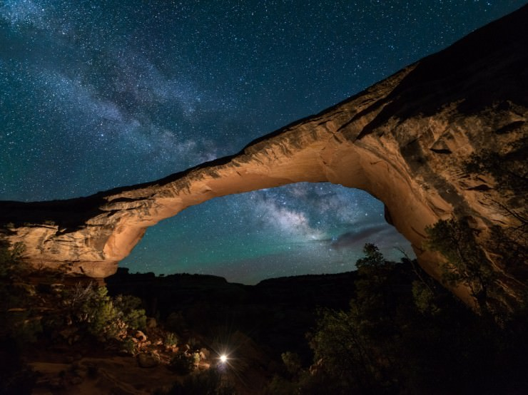 Top 10 Stars-Natural Bridges