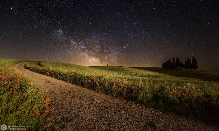 Top 10 Stars-Tuscany-Photo by Alberto Paolucci