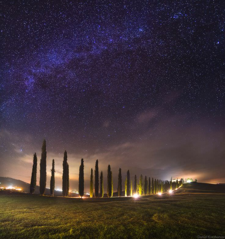 Top 10 Stars-Tuscany