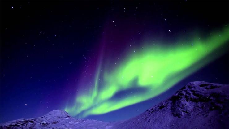 گرینلند-Aurora