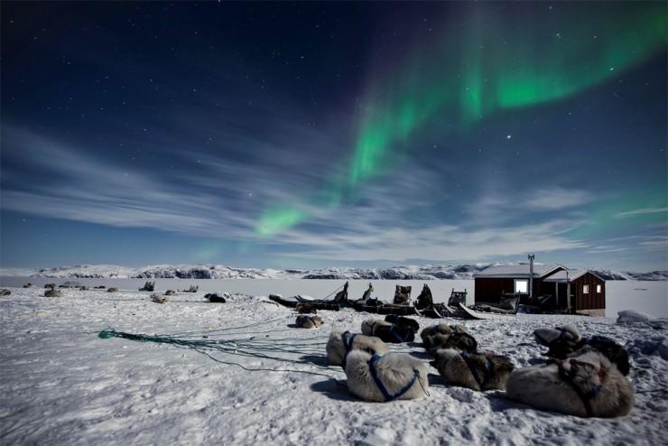 جاذبه های گرینلند