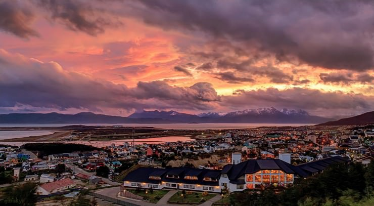 Ushuaia-Photo by Anna Gibiskys