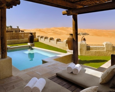 Anantara Desert Resort – a Unique Oasis in UAE