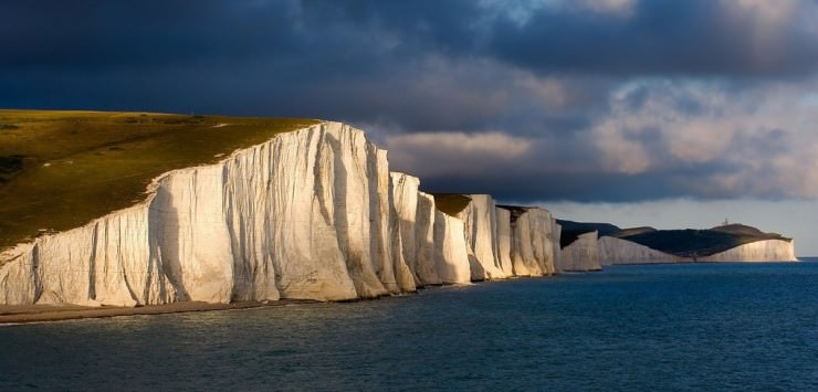 Beachy Head-Photo by Alan MacKenzie