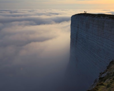 Beachy Head – Stand on the Edge of England