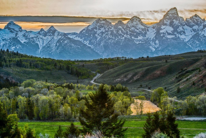 The Gros Ventre River Amazing Views And Best Fishing Spots Usa Places To See In Your Lifetime
