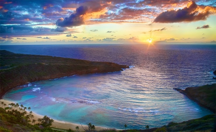 Hanauma Bay-Photo by Jason Matias