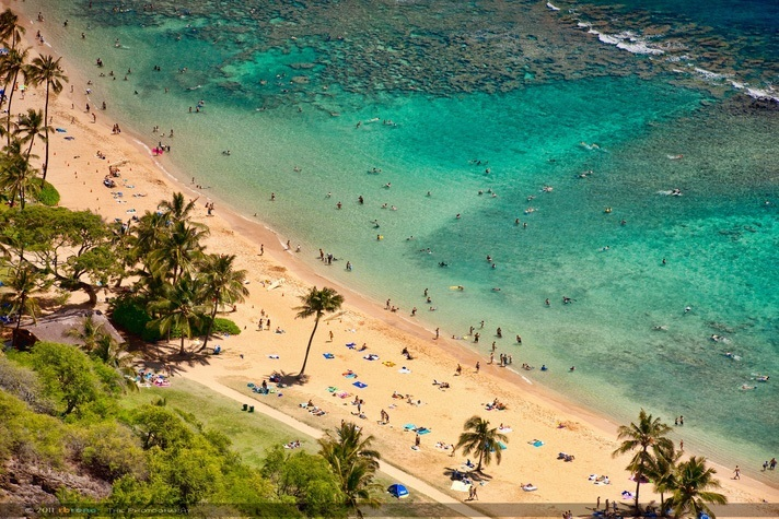 Hanauma Bay-Photo by RB Rono