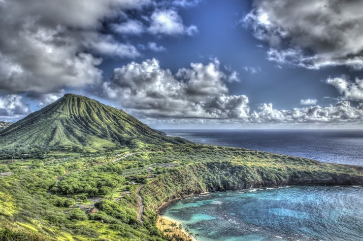 Hanauma Bay-Photo by Rick Swank