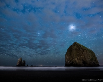 Haystack Rock – a Signature Landmark in Oregon, USA