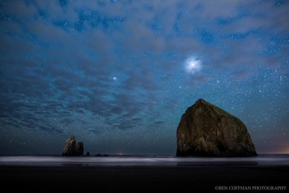 Haystack Rock – a Signature Landmark in Oregon, USA
