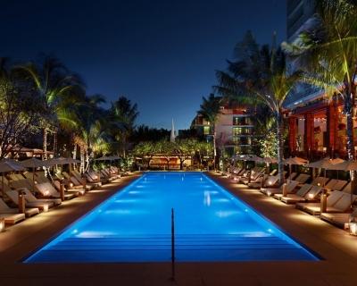 The Miami Beach EDITION in Always Sunny Florida, USA