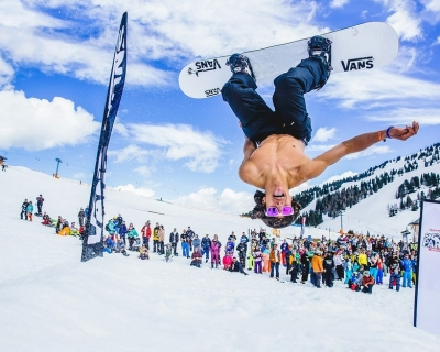 Snowbombing – a Week Long Fun Festival in the Alps, Austria