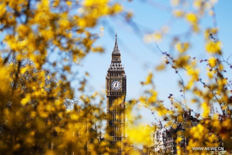 Top 10 Blossoming-London-Photo by NewsCn