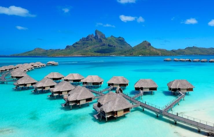 Top 10 Resorts-Bora Bora