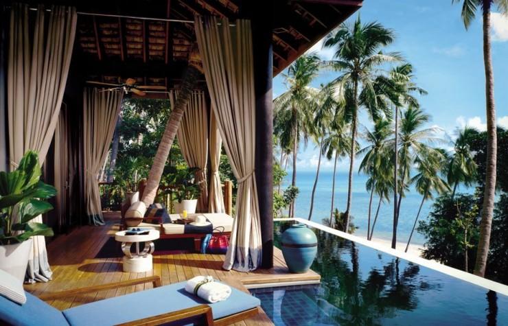 Top 10 Resorts-Thailand
