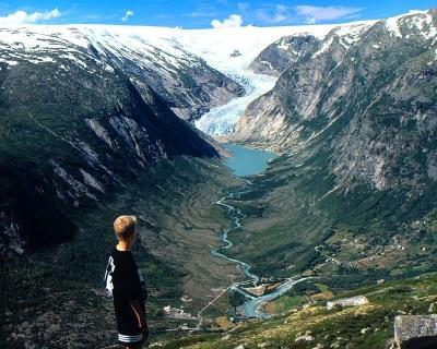 Briksdalsbreen – an Endangered Ice Wonder in Norway